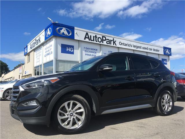 2017 Hyundai Tucson SE (Stk: 17-61000) in Brampton - Image 1 of 27