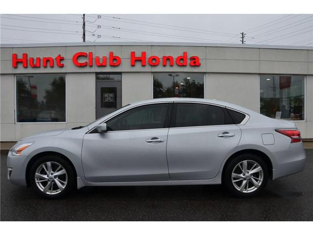 2015 Nissan Altima  (Stk: 6906A) in Gloucester - Image 1 of 27