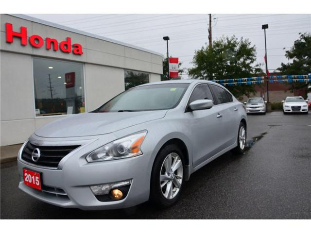 2015 Nissan Altima  (Stk: 6906A) in Gloucester - Image 2 of 27