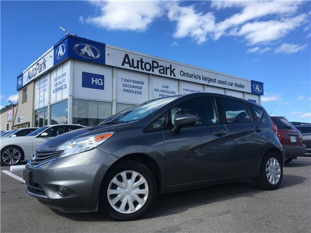 2016 Nissan Versa Note 1.6 SV (Stk: 16-91667) in Brampton - Image 1 of 23
