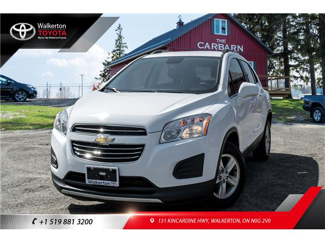 2016 Chevrolet Trax LT (Stk: L8623) in Waterloo - Image 1 of 21