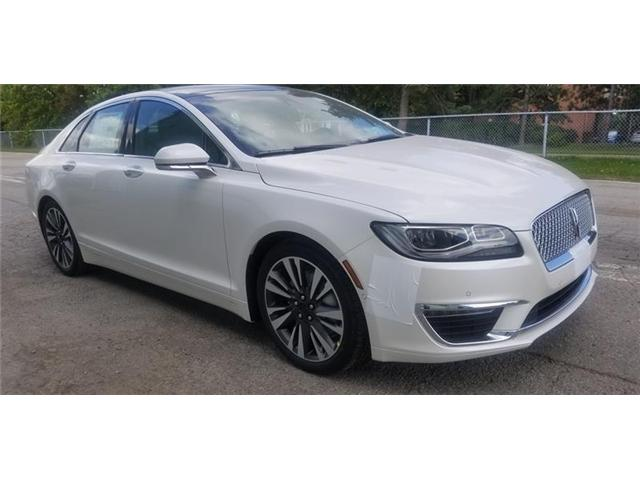 2019 Lincoln MKZ Reserve (Stk: 19MZ0107) in Unionville - Image 1 of 12