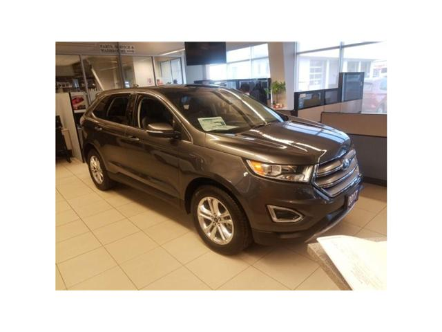 2018 Ford Edge SEL (Stk: P8155) in Unionville - Image 1 of 11