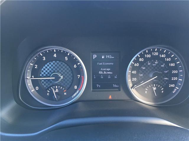2019 Hyundai Elantra Preferred (Stk: 39047) in Saskatoon - Image 10 of 17