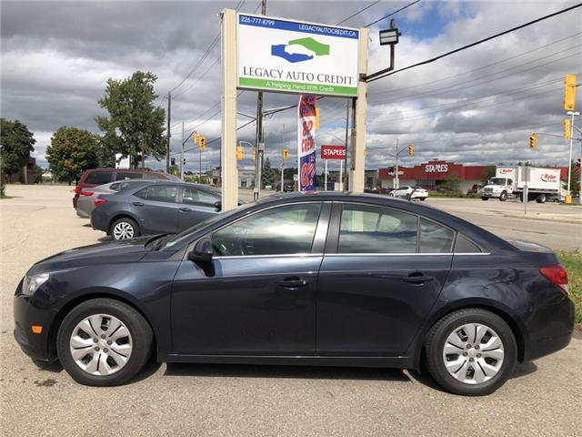 2014 Chevrolet Cruze 1LT (Stk: L8820) in Waterloo - Image 1 of 19