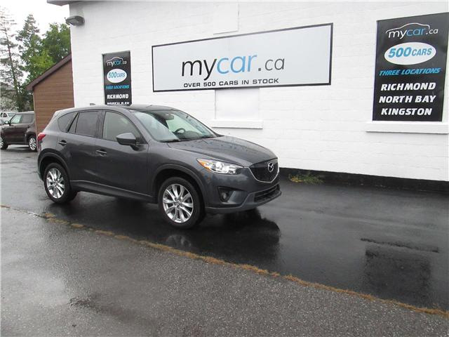 2014 Mazda CX-5 GT (Stk: 181316) in North Bay - Image 2 of 15