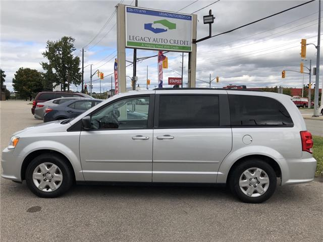 2012 Dodge Grand Caravan SE/SXT (Stk: L8809) in Waterloo - Image 1 of 20