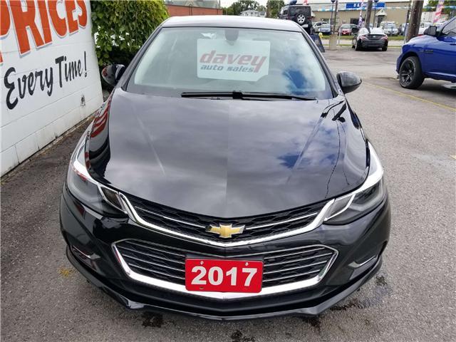 2017 Chevrolet Cruze Premier Auto (Stk: 18-609) in Oshawa - Image 2 of 14