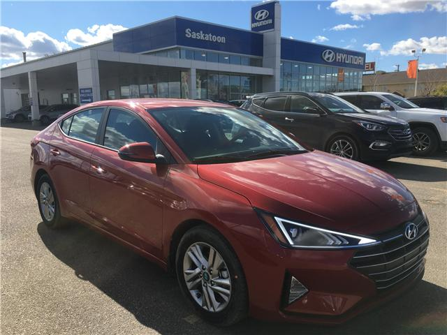 2019 Hyundai Elantra Preferred (Stk: 39052) in Saskatoon - Image 1 of 17