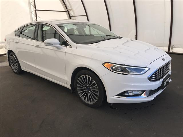 2017 Ford Fusion SE (Stk: IU1146) in Thunder Bay - Image 1 of 16
