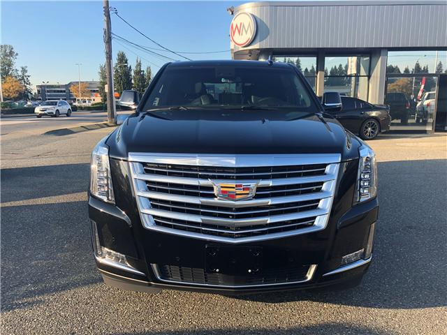 2017 Cadillac Escalade Platinum (Stk: 17-241453) in Abbotsford - Image 2 of 15