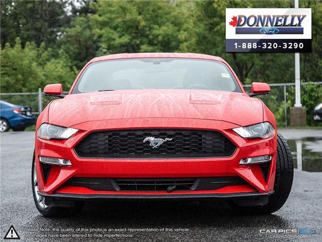 2019 Ford Mustang EcoBoost Premium (Stk: DS27) in Ottawa - Image 2 of 27
