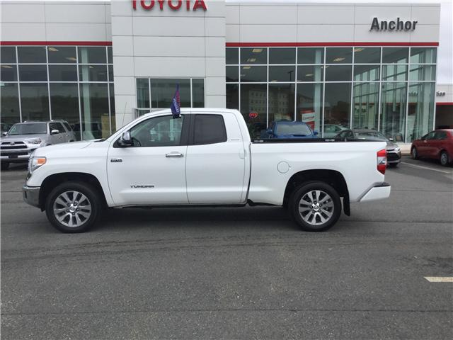 2016 Toyota Tundra Limited 5.7L V8 (Stk: 206-18A) in Stellarton - Image 1 of 15
