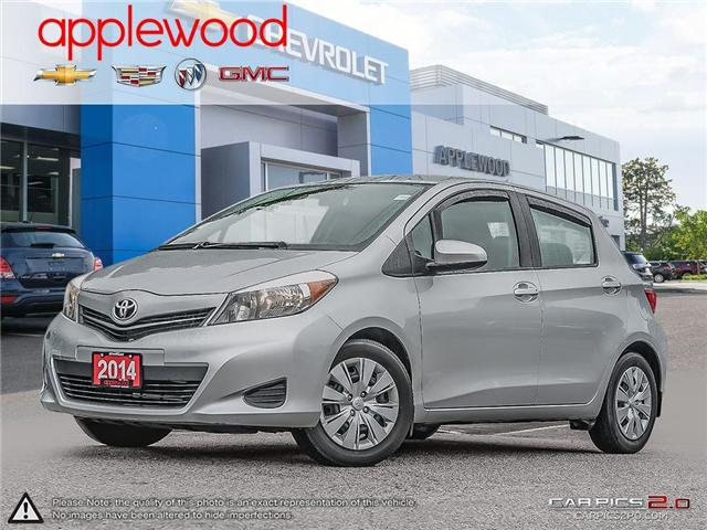 2014 Toyota Yaris LE (Stk: 4609P) in Mississauga - Image 1 of 24