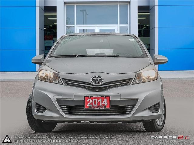 2014 Toyota Yaris LE (Stk: 4609P) in Mississauga - Image 2 of 24