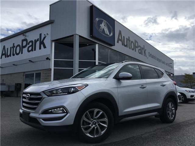 2017 Hyundai Tucson SE (Stk: 17-55866RJB) in Barrie - Image 1 of 29