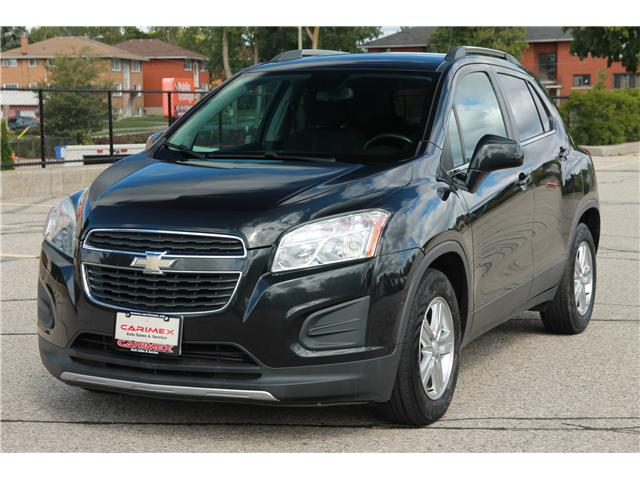 2013 Chevrolet Trax 1LT (Stk: 1809419) in Waterloo - Image 1 of 27
