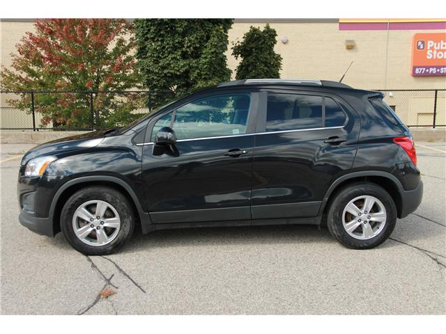 2013 Chevrolet Trax 1LT (Stk: 1809419) in Waterloo - Image 2 of 27
