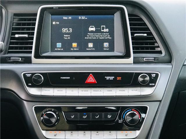 2018 Hyundai Sonata GL (Stk: LF009010) in Surrey - Image 21 of 27