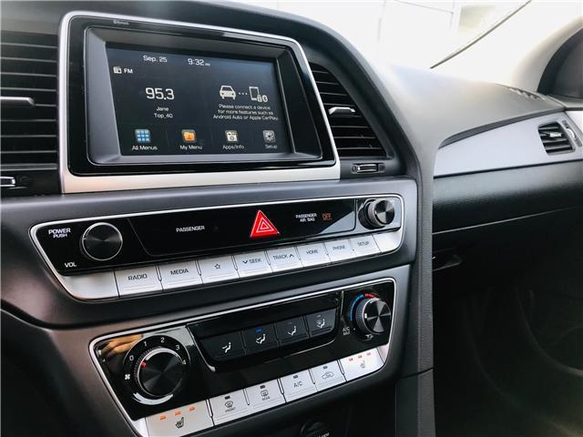 2018 Hyundai Sonata GL (Stk: LF009010) in Surrey - Image 18 of 27