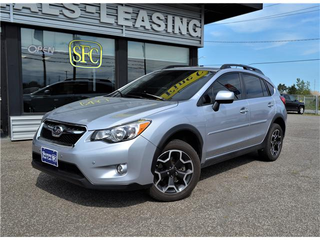 2013 Subaru XV Crosstrek Touring (Stk: S4010A) in St.Catharines - Image 1 of 20