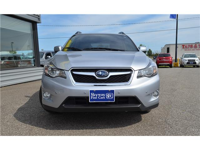 2013 Subaru XV Crosstrek Touring (Stk: S4010A) in St.Catharines - Image 2 of 20