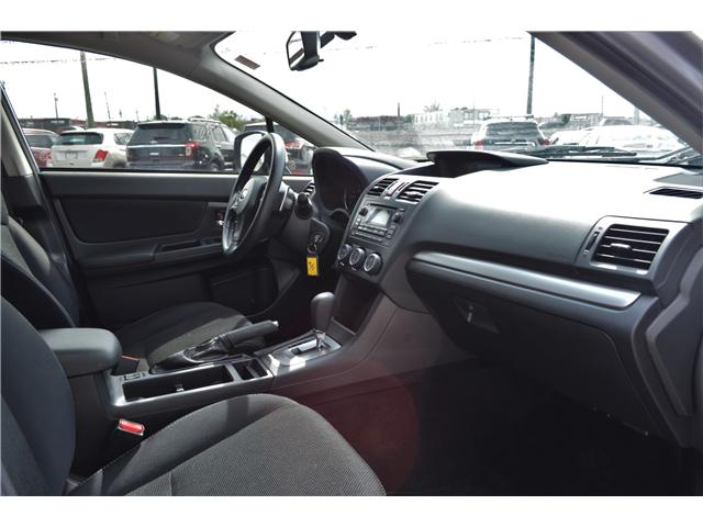 2013 Subaru XV Crosstrek Touring (Stk: S4010A) in St.Catharines - Image 6 of 20
