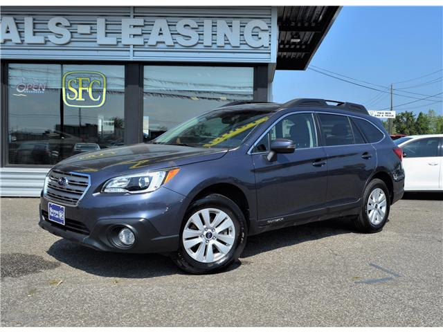 2017 Subaru Outback 2.5i Touring (Stk: Z1386) in St.Catharines - Image 1 of 28