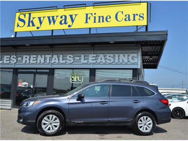 2017 Subaru Outback 2.5i Touring (Stk: Z1386) in St.Catharines - Image 2 of 28
