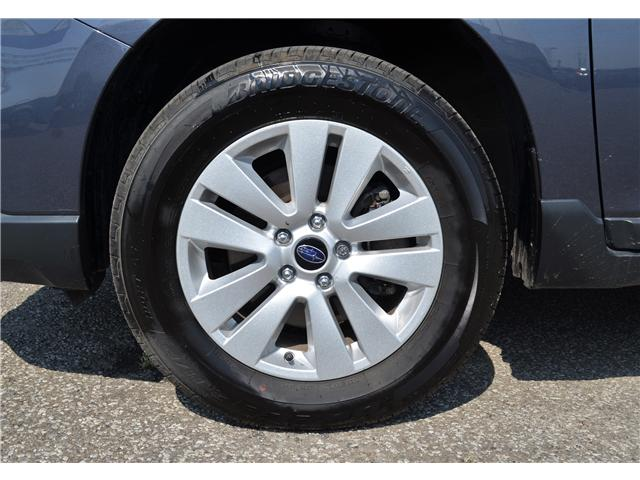 2017 Subaru Outback 2.5i Touring (Stk: Z1386) in St.Catharines - Image 10 of 28