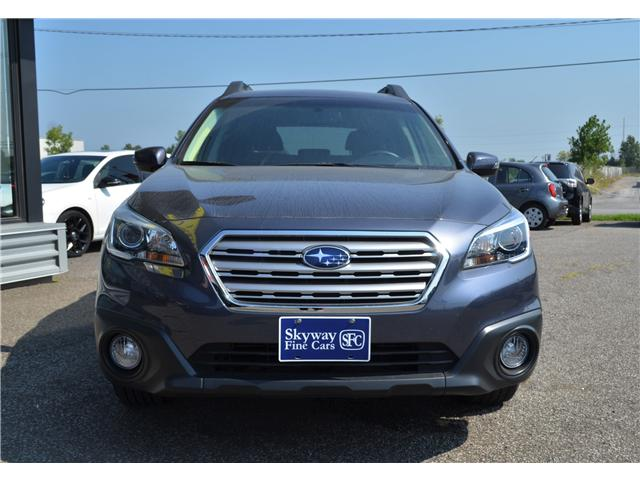 2017 Subaru Outback 2.5i Touring (Stk: Z1386) in St.Catharines - Image 5 of 28