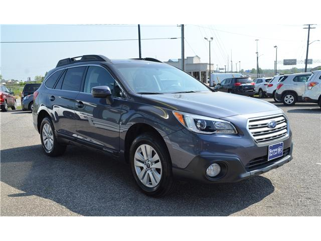 2017 Subaru Outback 2.5i Touring (Stk: Z1386) in St.Catharines - Image 6 of 28