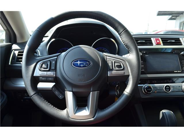 2017 Subaru Outback 2.5i Touring (Stk: Z1386) in St.Catharines - Image 15 of 28