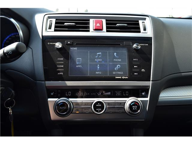 2017 Subaru Outback 2.5i Touring (Stk: Z1386) in St.Catharines - Image 20 of 28