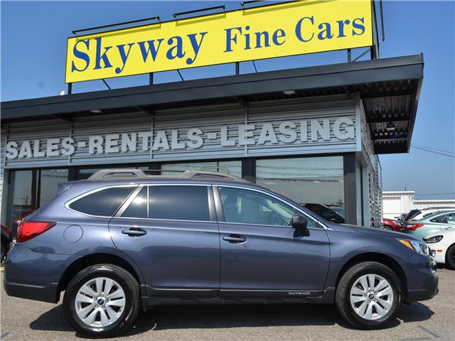 2017 Subaru Outback 2.5i Touring (Stk: Z1386) in St.Catharines - Image 4 of 28