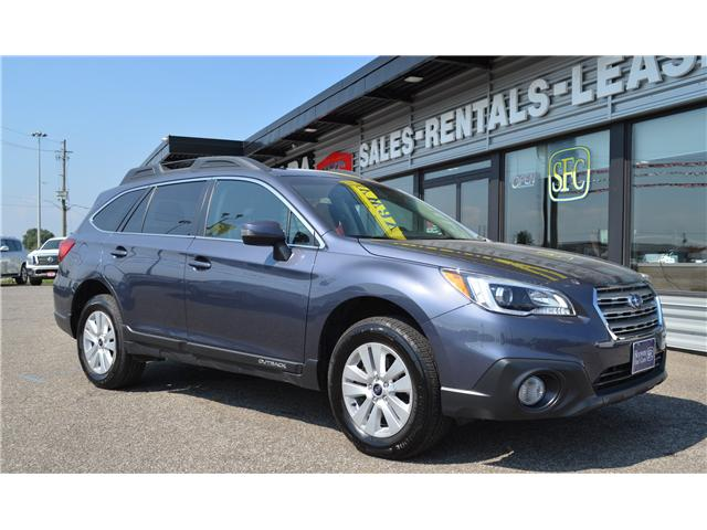 2017 Subaru Outback 2.5i Touring (Stk: Z1386) in St.Catharines - Image 3 of 28