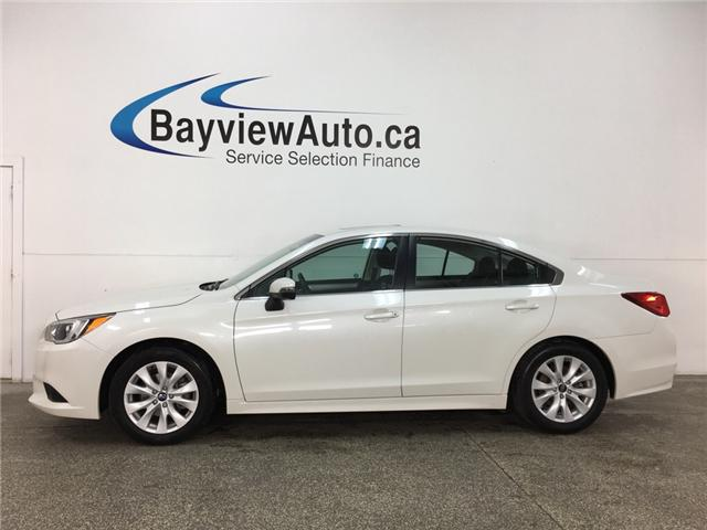 2016 Subaru Legacy 2.5i Touring Package (Stk: 33532W) in Belleville - Image 1 of 29