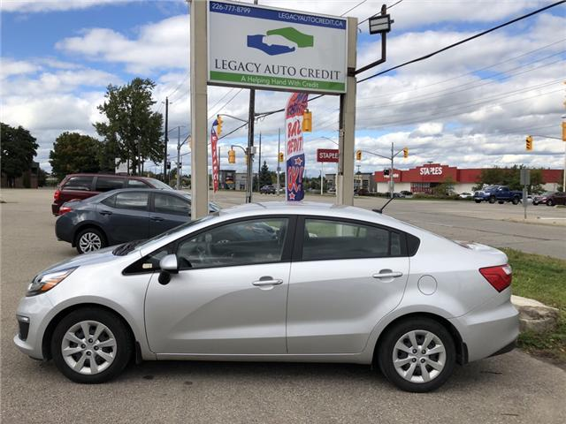 2017 Kia Rio LX+ (Stk: L8812) in Waterloo - Image 1 of 18