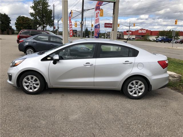 2017 Kia Rio LX+ (Stk: L8812) in Waterloo - Image 2 of 18
