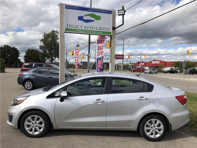 2017 Kia Rio LX+ (Stk: L8813) in Waterloo - Image 1 of 18
