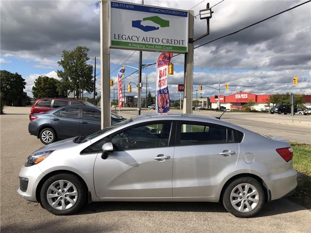 2017 Kia Rio LX+ (Stk: L8817) in Waterloo - Image 1 of 18