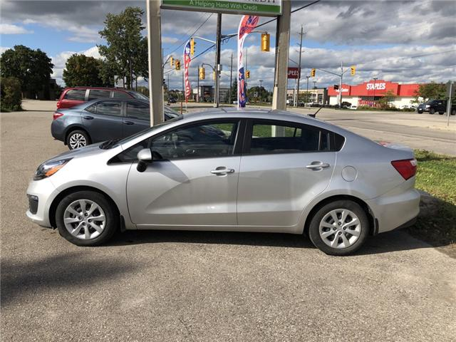2017 Kia Rio LX+ (Stk: L8817) in Waterloo - Image 2 of 18