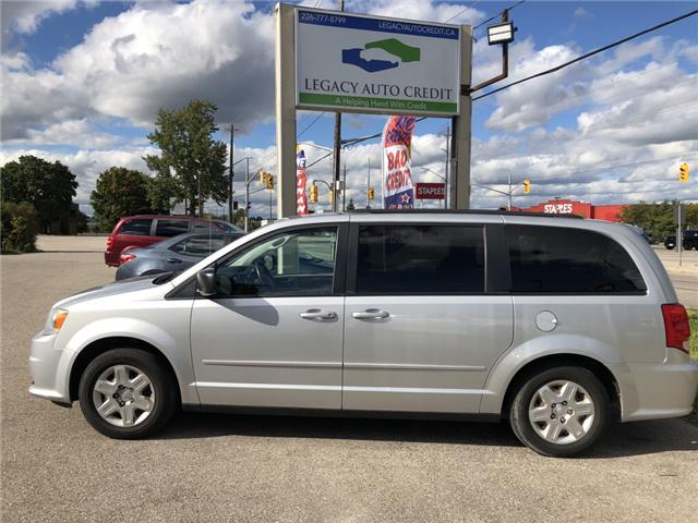 2011 Dodge Grand Caravan SE/SXT (Stk: L8810) in Waterloo - Image 1 of 19