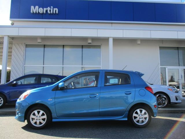 2015 Mitsubishi Mirage ES (Stk: H18-0029A) in Chilliwack - Image 2 of 13