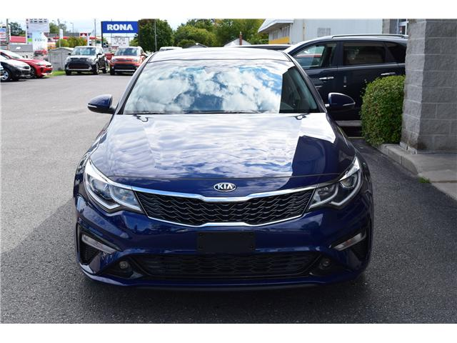 2019 Kia Optima EX (Stk: 19-288429) in Cobourg - Image 2 of 19