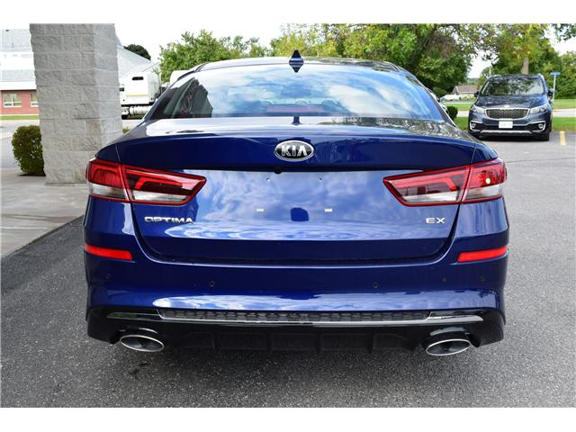 2019 Kia Optima EX (Stk: 19-288429) in Cobourg - Image 4 of 19