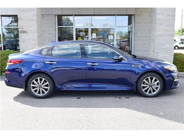 2019 Kia Optima EX (Stk: 19-288429) in Cobourg - Image 3 of 19