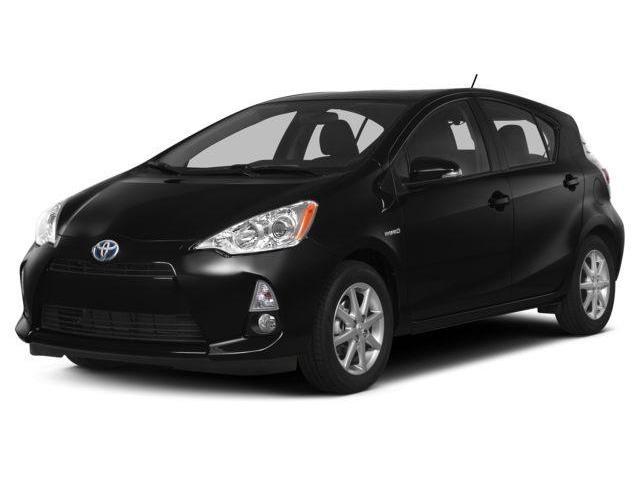 2014 Toyota Prius c Technology (Stk: 1403113) in Edmonton - Image 1 of 1