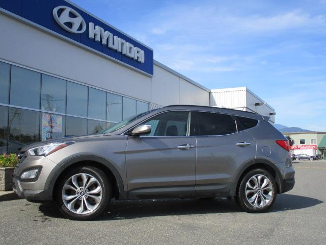 2016 Hyundai Santa Fe Sport 2.0T Limited (Stk: H87-6628A) in Chilliwack - Image 1 of 5