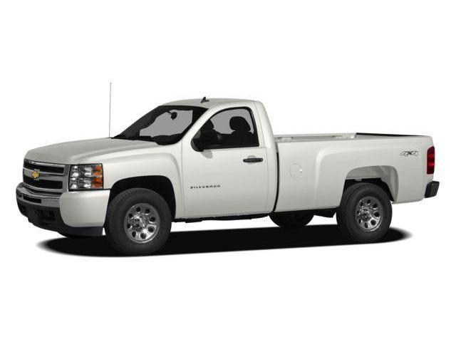 2010 Chevrolet Silverado 1500 WT (Stk: 176681B) in Edmonton - Image 1 of 1